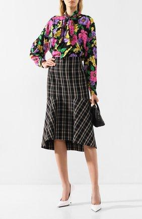Шерстяная юбка | Фото №2