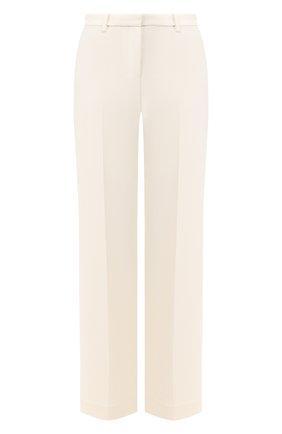 Женские брюки со стрелками THEORY белого цвета, арт. J1109202 | Фото 1