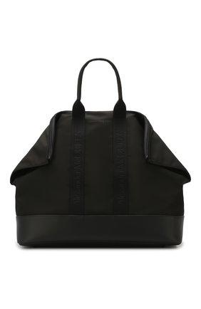 Мужская текстильная сумка ALEXANDER MCQUEEN черного цвета, арт. 575553/HU01B | Фото 1