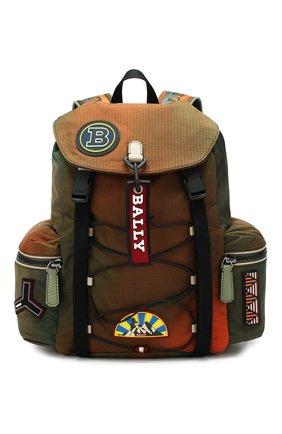 Текстильный рюкзак Crew | Фото №1