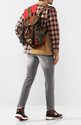 Текстильный рюкзак Crew | Фото №2