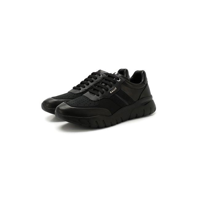 Кожаные кроссовки Bison Bally — Кожаные кроссовки Bison
