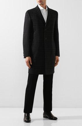 Мужские кожаные челси GIANVITO ROSSI черного цвета, арт. U70350.20CU0.T0RNER0 | Фото 2