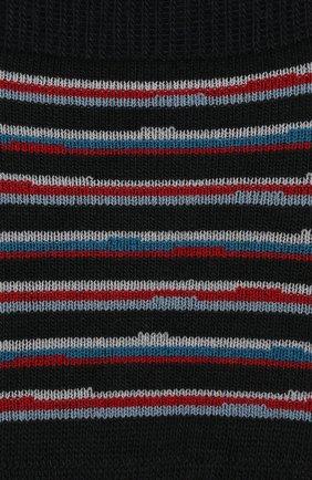 Мужские хлопковые подследники PANTHERELLA темно-синего цвета, арт. 3021F | Фото 2