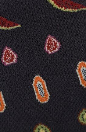 Мужские носки PANTHERELLA темно-синего цвета, арт. YS4054 | Фото 2