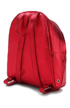 Детская рюкзак MONNALISA красного цвета, арт. 175004 | Фото 2