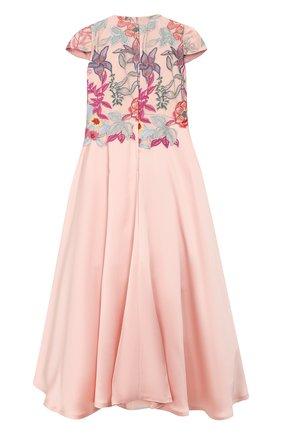Детское платье EIRENE розового цвета, арт. 202053   Фото 2