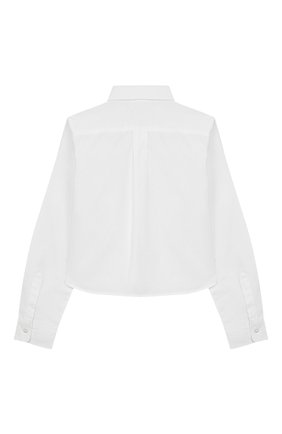 Хлопковая блуза | Фото №2
