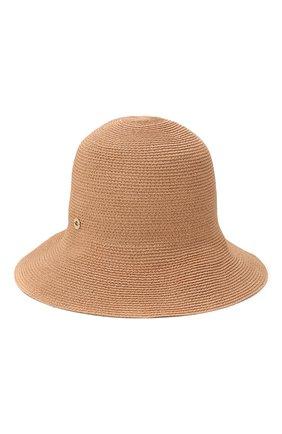 Женская шляпа kate  LORO PIANA бежевого цвета, арт. FAI6117 | Фото 2