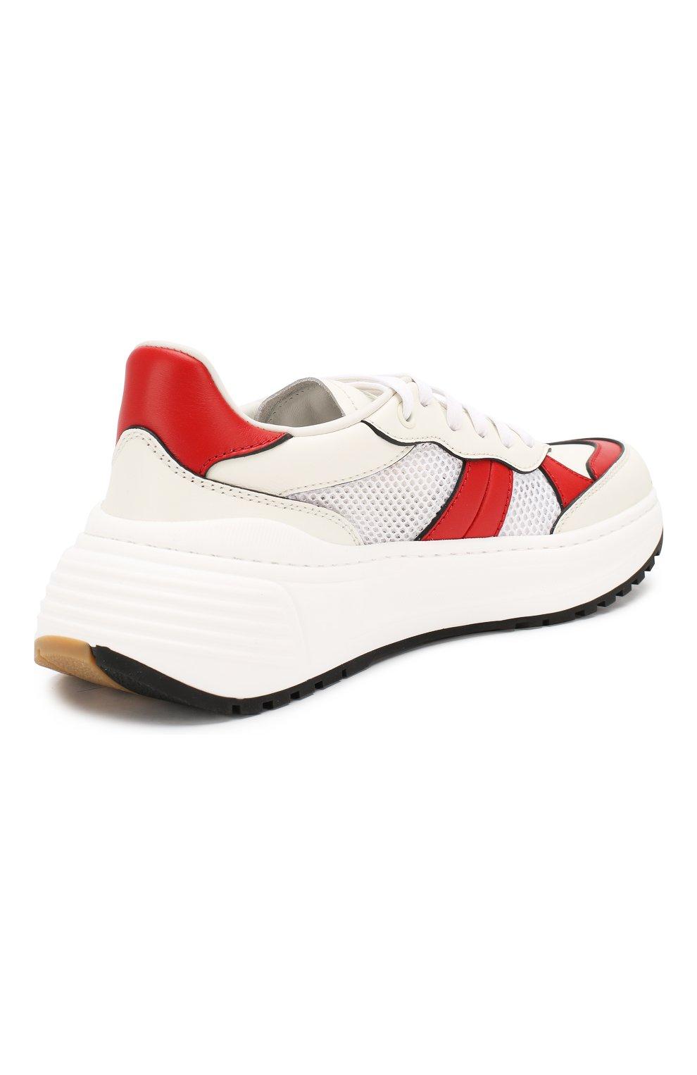 Комбинированные кроссовки Speedster  | Фото №4