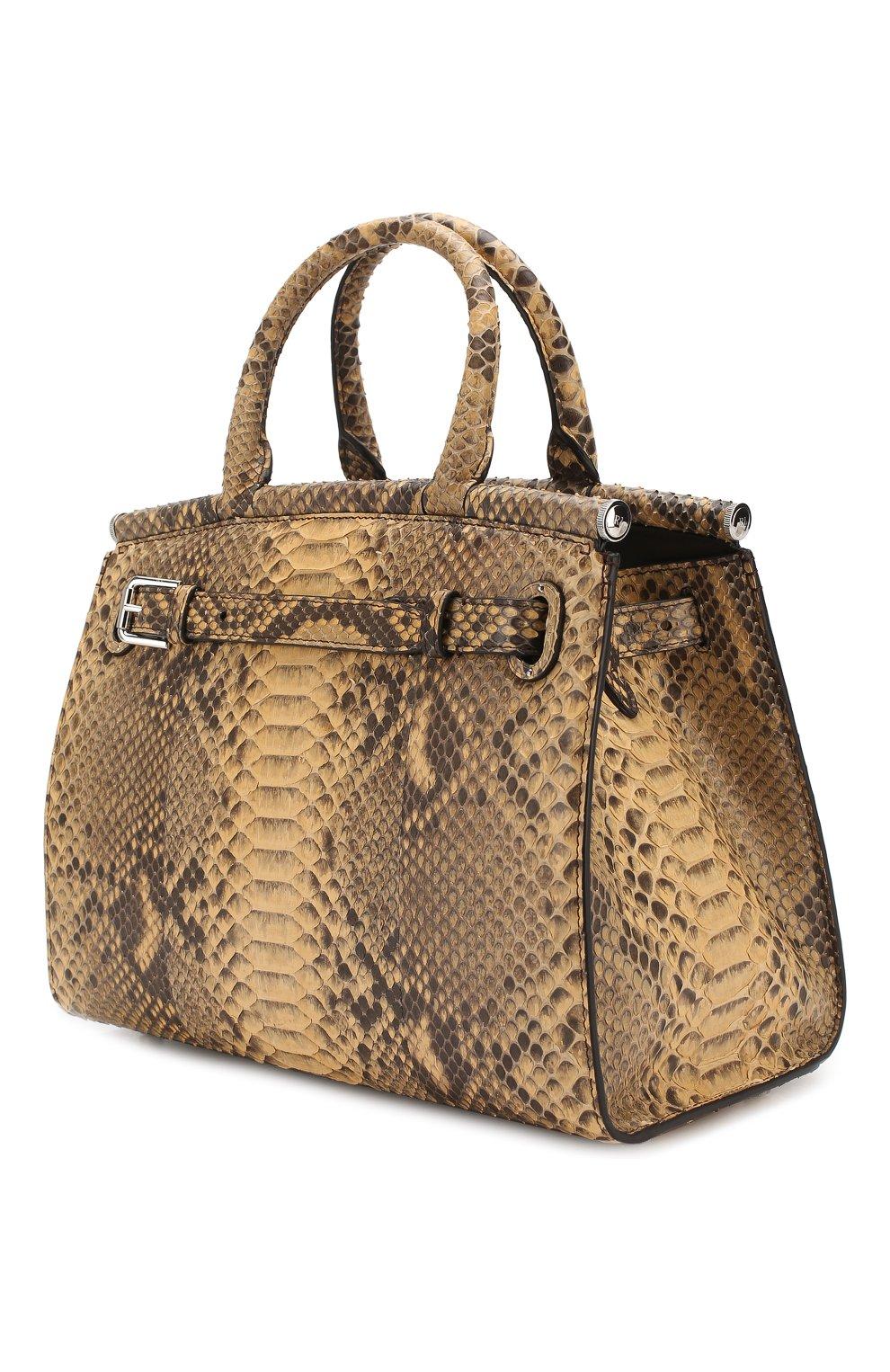 купить сумку женскую из питона