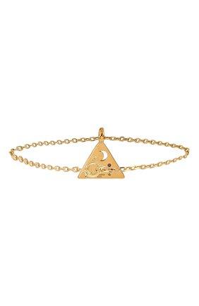 Женская браслет HERMINA ATHENS золотого цвета, арт. MPSB | Фото 2