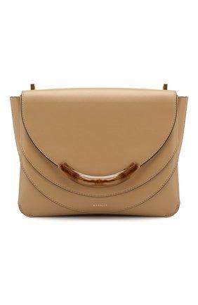 Женская сумка luna WANDLER бежевого цвета, арт. LUNA ARCH BAG | Фото 1