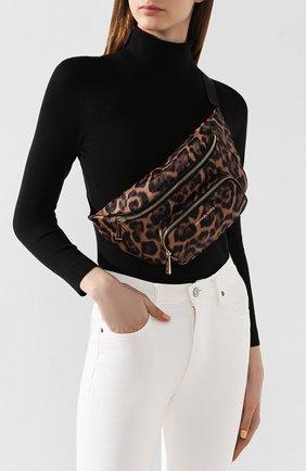 Женская поясная сумка perry MICHAEL MICHAEL KORS леопардового цвета, арт. 30F9GP0N2C | Фото 2