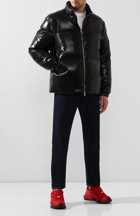 Мужская пуховик friesian MONCLER черного цвета, арт. E2-091-41963-55-68950 | Фото 2
