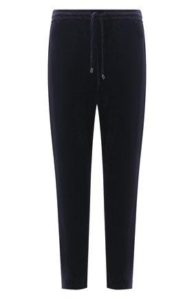 Мужской брюки GIORGIO ARMANI темно-синего цвета, арт. 3HSP86/SJHVZ | Фото 1