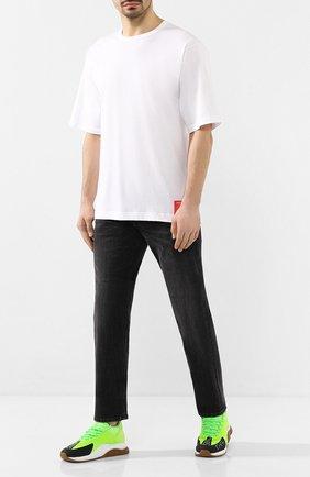Мужские джинсы DOLCE & GABBANA темно-серого цвета, арт. GYQFCD/G8BR4 | Фото 2