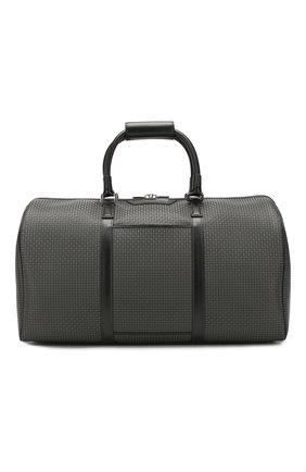 Мужская дорожная сумка stepan SERAPIAN темно-серого цвета, арт. SSTEPMTR2806M50E | Фото 1