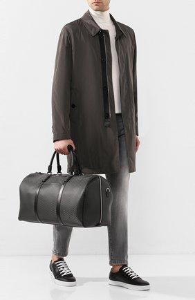 Мужская дорожная сумка stepan SERAPIAN темно-серого цвета, арт. SSTEPMTR2806M50E | Фото 2