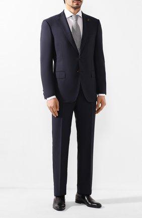 Мужские кожаные лоферы BARRETT черного цвета, арт. 201U100.1/CERV0 | Фото 2