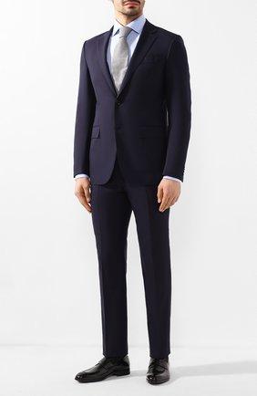 Мужские кожаные пенни-лоферы BARRETT черного цвета, арт. 201U064.3/VITELL0 K | Фото 2