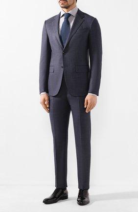 Мужские кожаные оксфорды BARRETT черного цвета, арт. 201U031.5/VITELL0 K | Фото 2