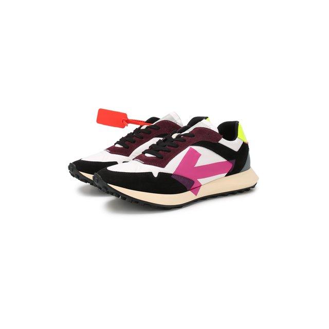 Комбинированные кроссовки Everyday Off-White — Комбинированные кроссовки Everyday