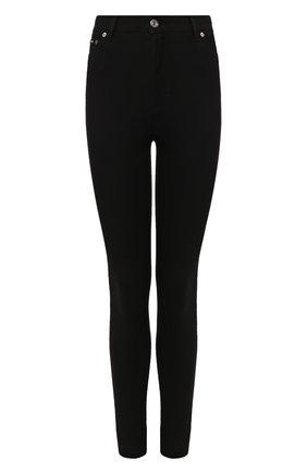 Женские джинсы DOLCE & GABBANA черного цвета, арт. FTAH6D/G899C | Фото 1