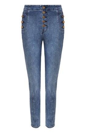 Женские джинсы J BRAND синего цвета, арт. JB002247/A | Фото 1