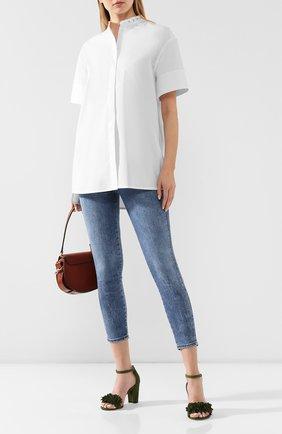 Женские джинсы J BRAND синего цвета, арт. JB002247/A | Фото 2