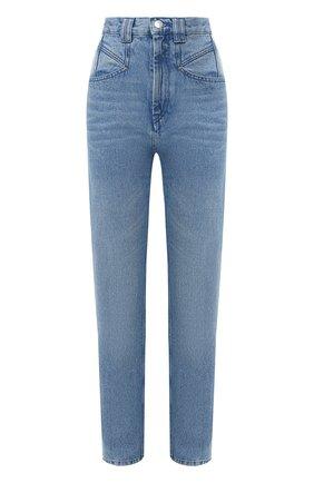 Женские джинсы ISABEL MARANT голубого цвета, арт. PA1461-20P016I/D0MINIC | Фото 1