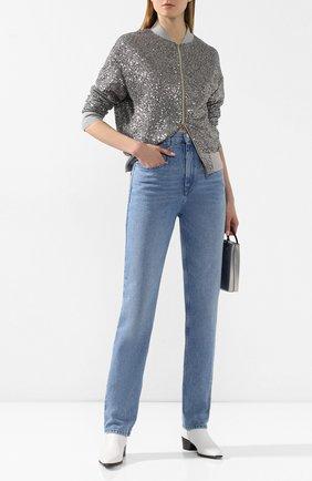 Женские джинсы ISABEL MARANT голубого цвета, арт. PA1461-20P016I/D0MINIC | Фото 2