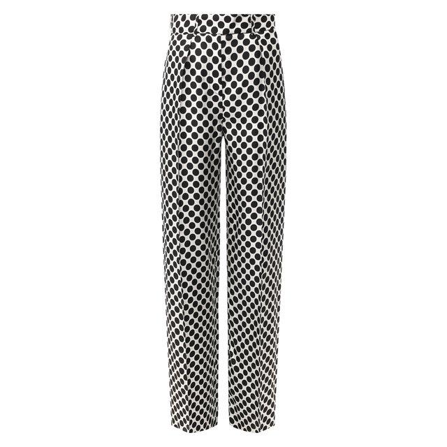 Шелковые брюки Alexandre Vauthier