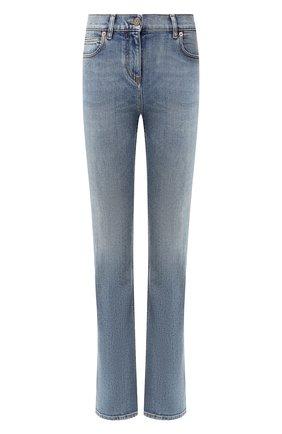 Женские джинсы VALENTINO голубого цвета, арт. TB3DD09N55D | Фото 1
