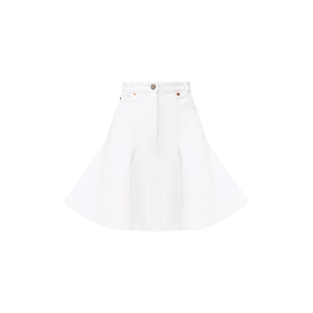 Джинсовая юбка Valentino