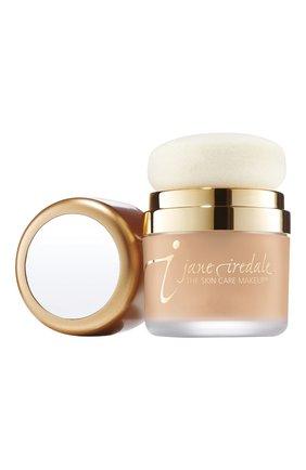 Женская защитная пудра powder me spf 30, оттенок nude JANE IREDALE бесцветного цвета, арт. 670959113726 | Фото 1