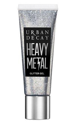 Женский глиттер-гель для лица и тела heavy metal, disco daydream URBAN DECAY бесцветного цвета, арт. 3605972051912 | Фото 1