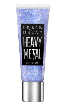 Глиттер-гель для лица и тела Heavy Metal, Party Monster | Фото №1