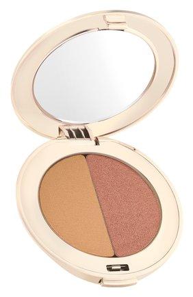 Женские тени для век purepressed, оттенок golden peach JANE IREDALE бесцветного цвета, арт. 670959113665 | Фото 1