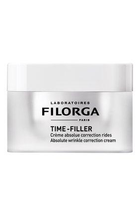 Женского крем для коррекции морщин time-filler FILORGA бесцветного цвета, арт. 3401352045003 | Фото 1