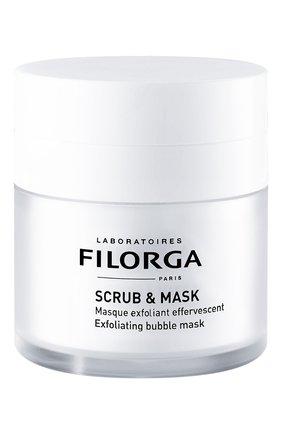 Женская отшелушивающая оксигенирирующая маска scrub & mask FILORGA бесцветного цвета, арт. 3401528545740 | Фото 1