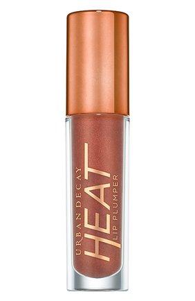 Женские блеск-плампер для губ lip plumper, оттенок heat URBAN DECAY бесцветного цвета, арт. 3605972193513 | Фото 1