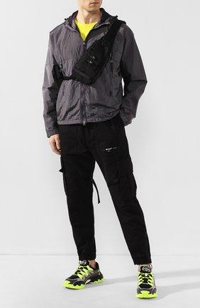 Мужская поясная сумка 6 moncler 1017 alyx 9sm MONCLER GENIUS черного цвета, арт. E2-09Y-00606-00-53234 | Фото 2