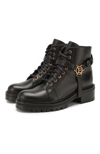 Кожаные ботинки Priska