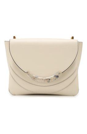 Женская сумка luna WANDLER кремвого цвета, арт. LUNA ARCH BAG | Фото 1