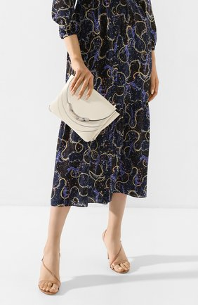 Женская сумка luna WANDLER кремвого цвета, арт. LUNA ARCH BAG | Фото 2