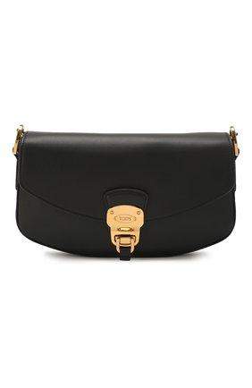 Женская сумка TOD'S черного цвета, арт. XBWA0JC0100XPA | Фото 1