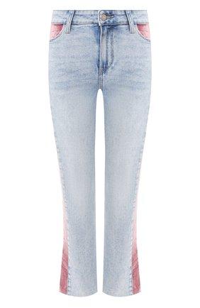 Женские джинсы PAIGE голубого цвета, арт. 5623E77-7699 | Фото 1