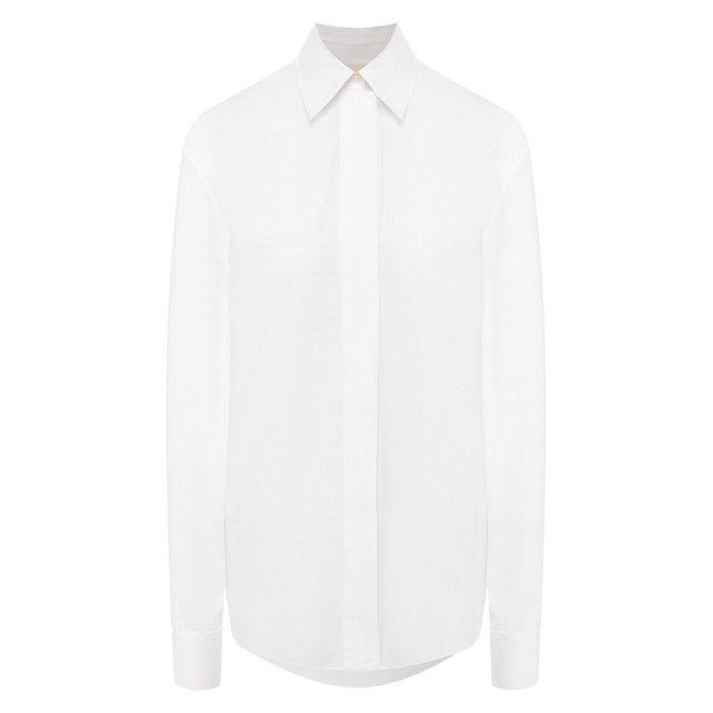 Хлопковая рубашка Alexandre Vauthier