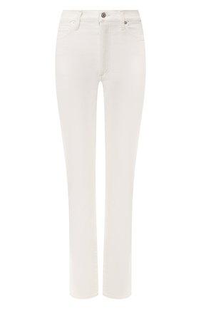 Женские джинсы CITIZENS OF HUMANITY белого цвета, арт. 1794-3001 | Фото 1
